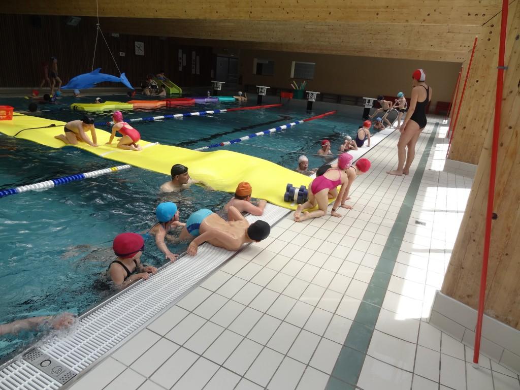Ms gs v madame val rie ecole sainte famille d for Audruicq piscine